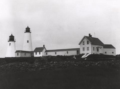 Bakers Island Light Station