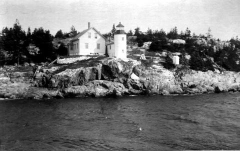 Bass Harbor Head early view
