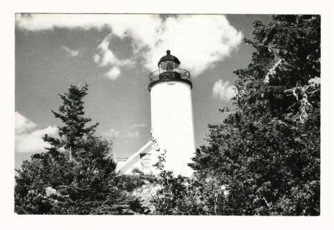 Baker Island Lighthouse