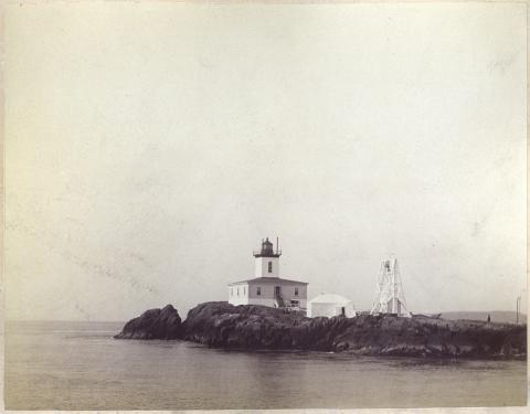 Avery Rock Light Station