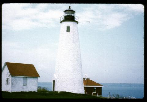 Bakers Island Lighthouse