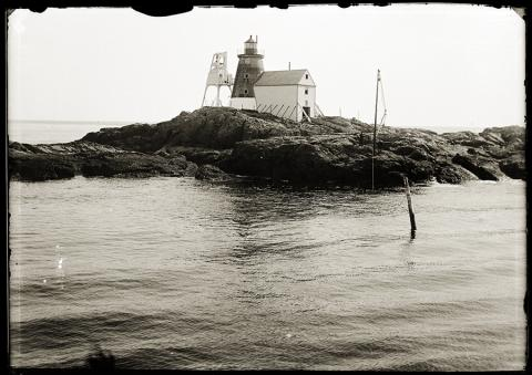 Saddleback Ledge Light Station
