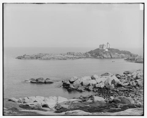 Cape Neddick early view