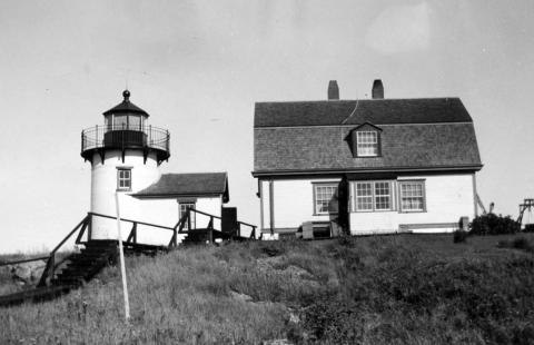 Bear Island light station
