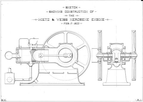 Mary Island AK Meitz and Weiss Air Compressor Engine (1903).jpg