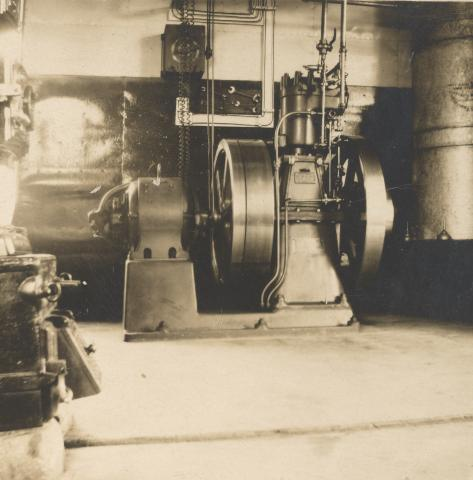 Electrical Generators - Compressors: Whitefish Point MI