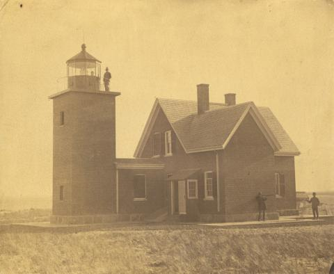 Billingsgate Light Station