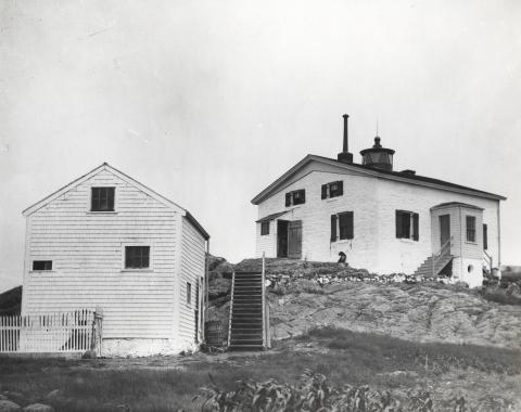 Egg Rock Light Station