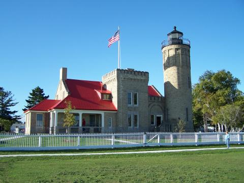 Mackinac Point (Old) MI