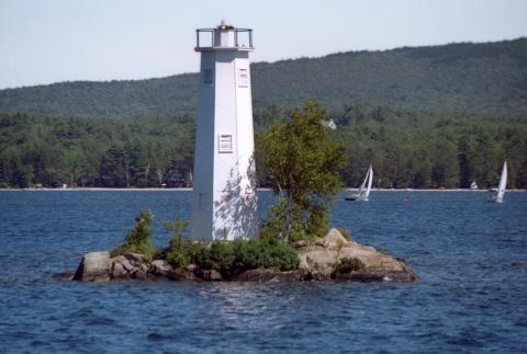 Loon Island Lighthouse