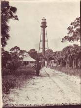 tower in 1913