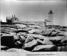 Annisquam Harbor early view