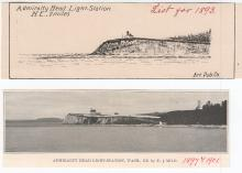 Admiralty Head Light List Illustrations