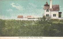 Bass River postcard