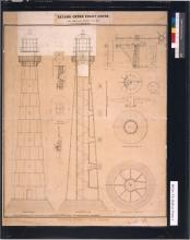 Point Bolivar Architectural Plans (National Archives)