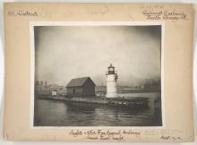 Calumet Pierhead IN Photographs (National Archives)