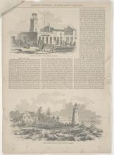 article about the area and the lighthouse