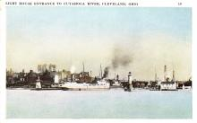 Cleveland West Pierhead Inner, OH 1915-1930 SA (01)