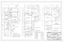 Cape Meares Renovation Architectural Plans (United States Coast Guard)