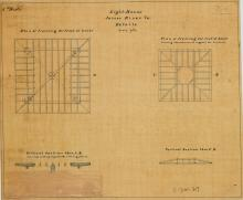James River Lighthouses floor roof framing plan 1854 5 3w 27.jpg
