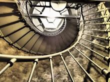 Cape Disappointment WA Stairs - Carole Webster 2020.jpg