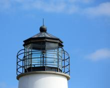 lantern of the lighthouse