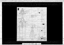 architectural drawing of wooden beacon