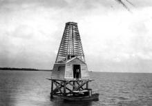 Apalachicola Bay Wooden structure