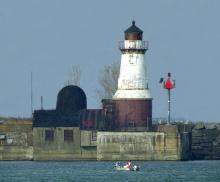 Buffalo South Breakwater NY