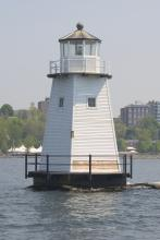 Burlington Breakwater North Lighthouse